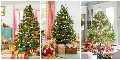new ideas for tree decorating 60 best tree decorating ideas how to decorate