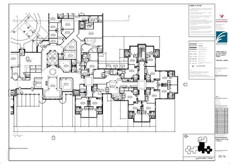 floor plans for assisted living facilities marvelous assisted living building plans 1
