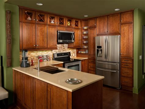 hgtv kitchens designs pictures of small kitchen design ideas from hgtv hgtv