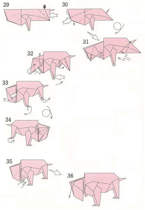 origami elephant pdf origami unicorn origami tutorial origami origami origami