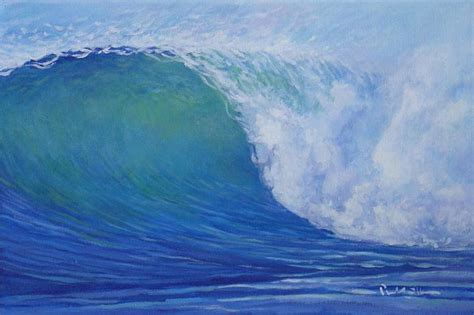 acrylic painting waves wave painting with acrylic quotes