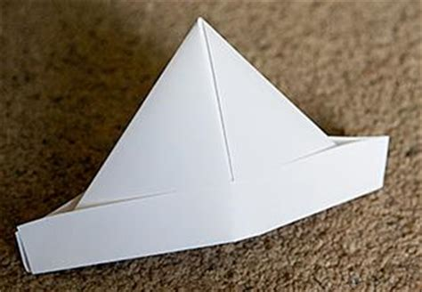 how to make an origami pirate hat pirate crafts