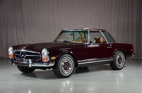 Mercedes For Sale by 1971 Mercedes 280sl For Sale 1933404 Hemmings
