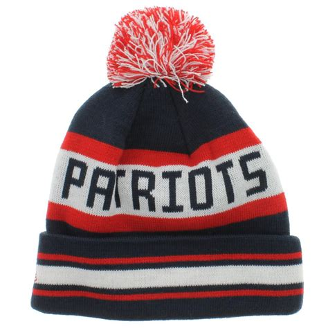 ta bay lightning knit hat new patriots team colors the jake 3 beanie with