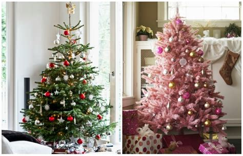 real tree decorations real vs trees how to choose the best
