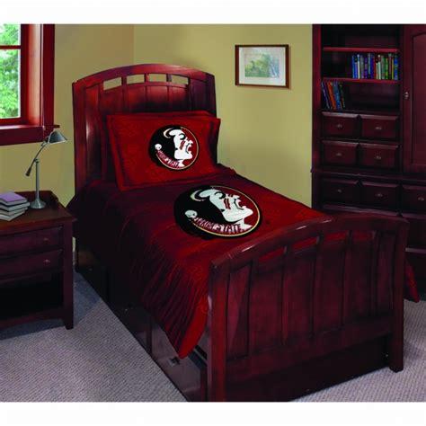 fsu bedding sets florida state fsu seminoles ncaa college comforter