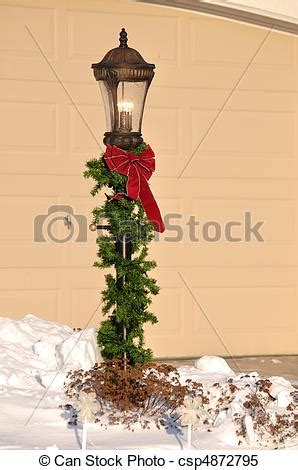 post decorating stock images of lpost decorated for with