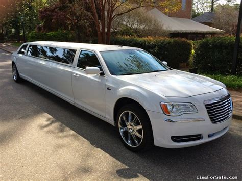 Chrysler Limo by Used 2011 Chrysler 300 Sedan Stretch Limo Limo Land By
