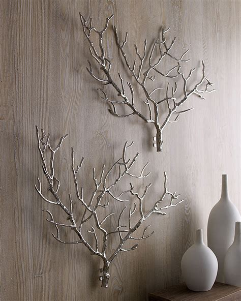 spray painting tree branches branch out decorating with branches decorating your
