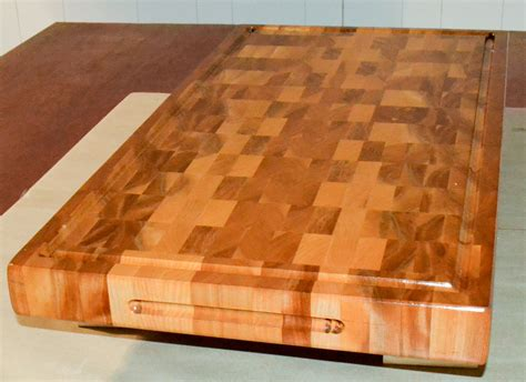 finition et entretien d une planche 224 d 233 couper d un bloc de boucher ou d un plan de travail