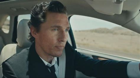 Matthew Mcconaughey New Lincoln Commercial by Matthew Mcconaughey Lincoln Commercial Dwayne Johnson