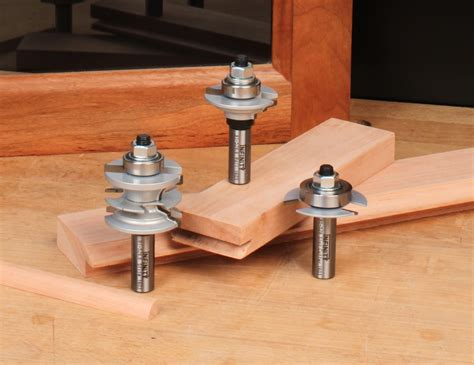 infinity woodworking router bits for cabinet doors