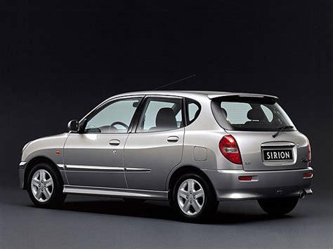 Daihatsu Sirion by Daihatsu Sirion M1 1 3 I 16v 102 Hp