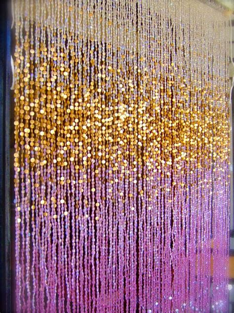 gold beaded curtains memories of a butterfly buy beaded curtain shop