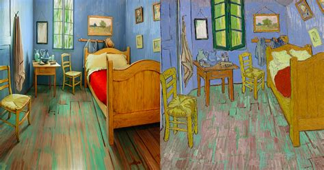 the bedroom gogh gogh bedroom