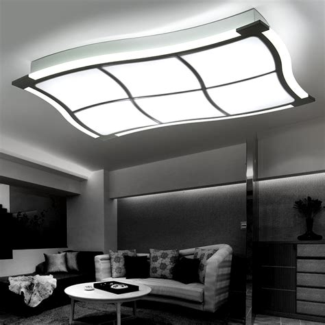 modern bedroom light fixtures brief living room ceiling ls luminarias de led ceiling