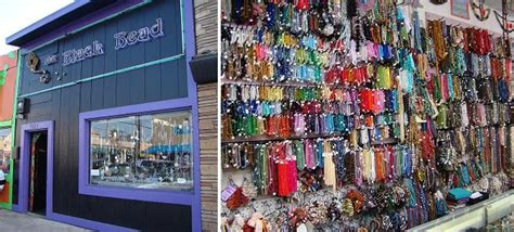 san diego bead stores ob shopping district
