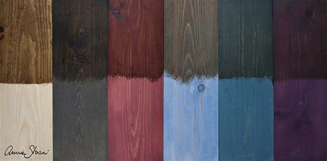 chalk paint zã rich sloan paint colour faking a rich mahogany look