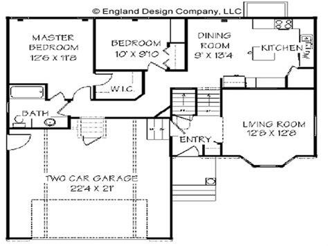 bi level home plans home level split house plans bi level house plan house mexzhouse