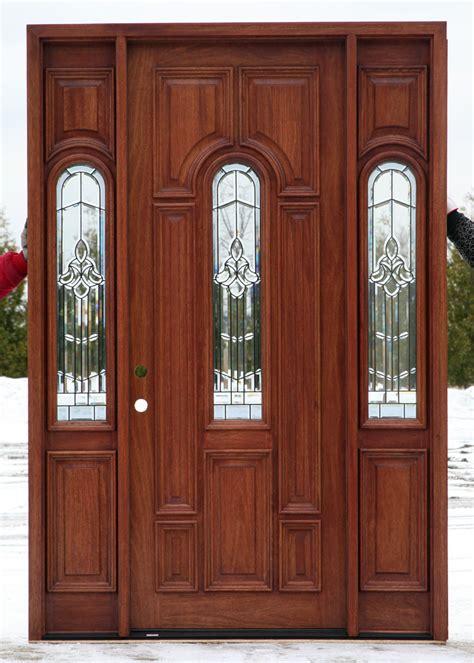 front exterior door exterior doors prehung with sidelights