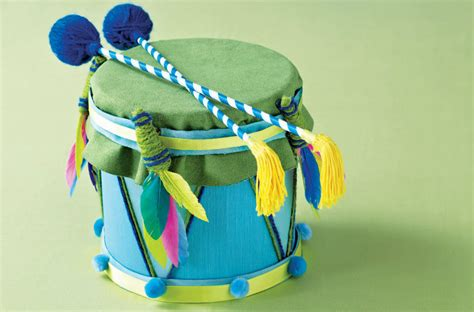 drum craft for 8 and easy summer crafts today s parent