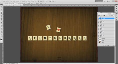 scrabble text tutorial scrabble text in photoshop erstellen 187 saxoprint