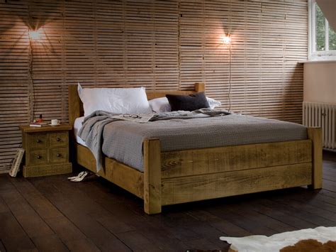 Animal Nursery Pictures by Luxury Rustic Wooden Bed Frames How To Rustic Wooden Bed