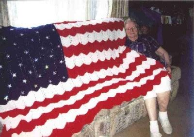 who knitted the american flag uncategorized carolina fiberfest