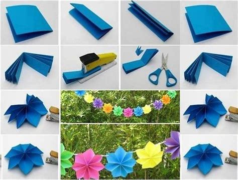 step by step paper crafts how to make origami paper craft ideas step by step step