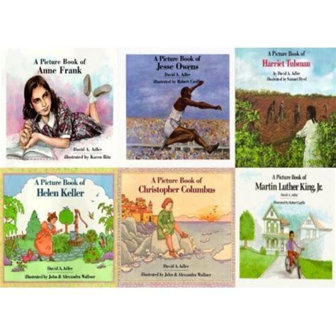 picture book biographies picture book biographies notable set of 20