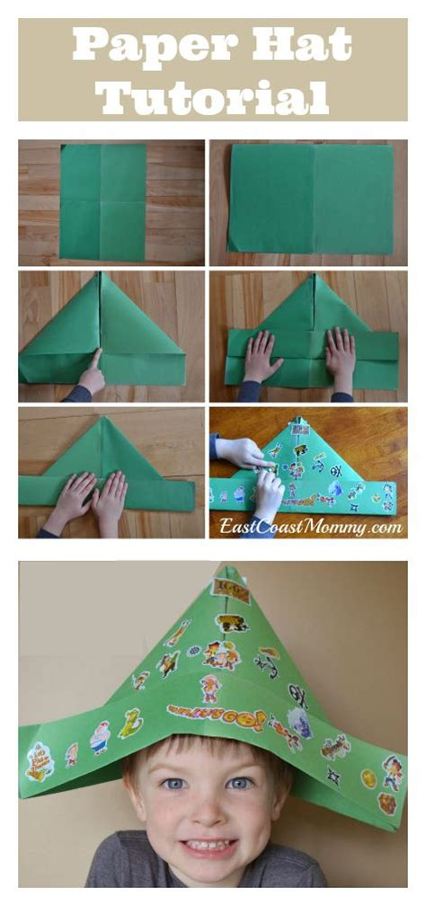 craft hats for the 25 best hat crafts ideas on january