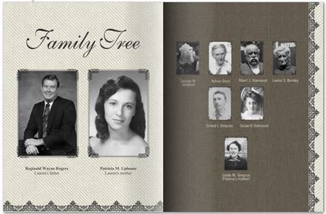 family picture book photo books your family history and still be