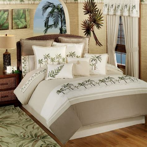 tropical comforters sets bedroom bring summer spirit into the bedroom by using