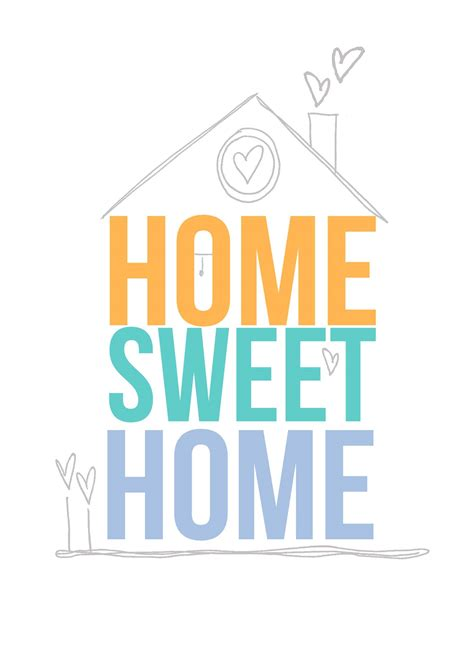 sweet home sweet home nation derives from the integrity of the home