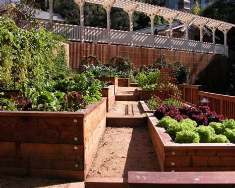 raised bed designs vegetable gardens 20 raised bed garden designs and beautiful backyard