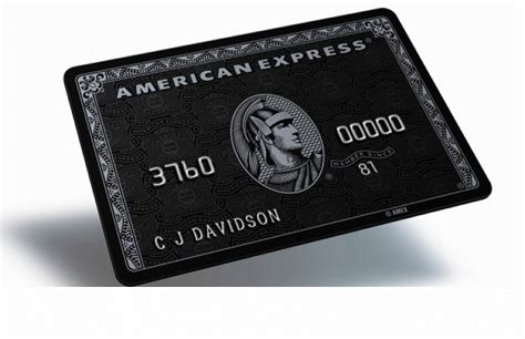 how to make american express card the legendary black card explained