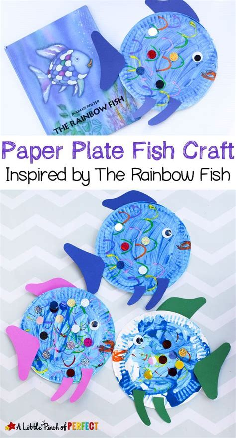 book craft for best 25 fish crafts preschool ideas on fish
