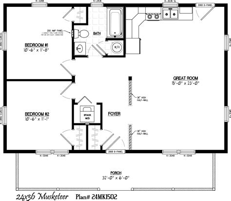house floor plan layouts guest house 30 x 22 floor layout musketeer floor plan
