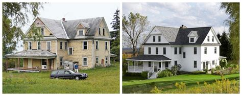 before and after small home 50 inspirational home remodel before and afters