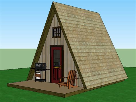 simple a frame house plans a frame tiny house plans jeffrey the builder