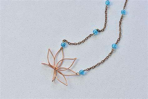 how to make wire jewelry pendants diy necklace fashionornaments