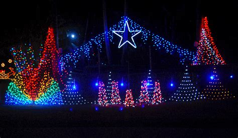 merry light display lights pictures