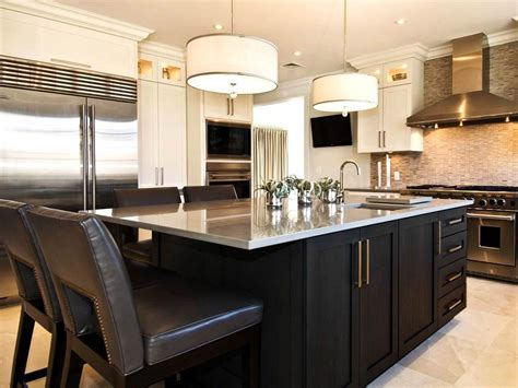 contemporary kitchen islands with seating kitchen lowes kitchen islands with seating black
