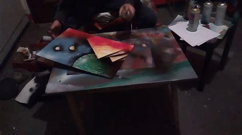 joel chavez spray paint spray paint master technique pyramids