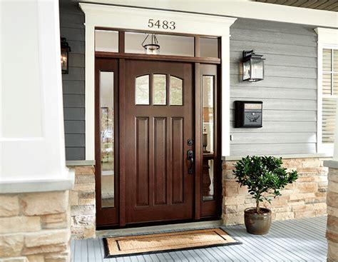 exterior doors for homes entry doors interior exterior doors the home depot
