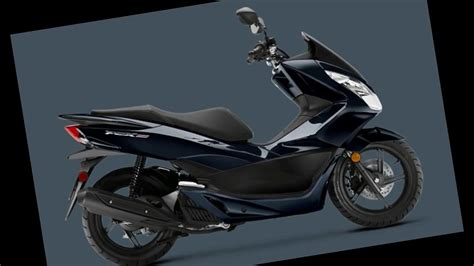 Pcx 2018 Review by The New Honda Pcx 150 Review 2018