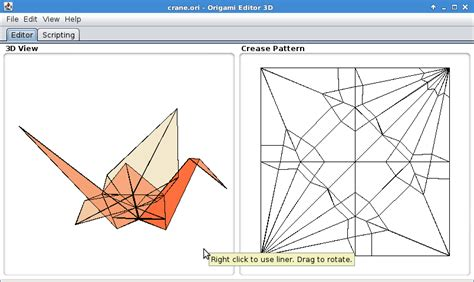 origami software free origami editor 3d sourceforge net