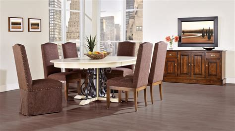 custom dining room sets canadel custom dining casual dining room belfort