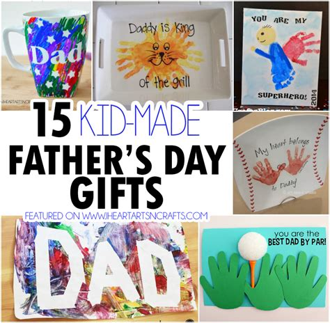 fathers day kid crafts 15 kid made s day crafts i arts n crafts