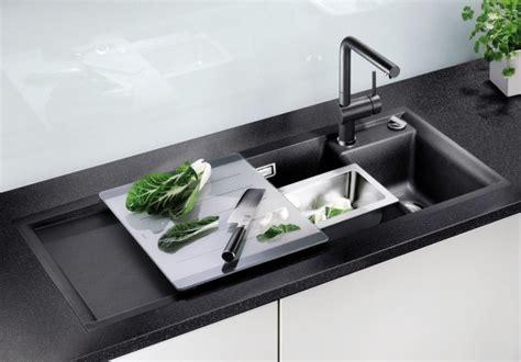 flush mount kitchen sinks more comfort with flush mount sinks blanco